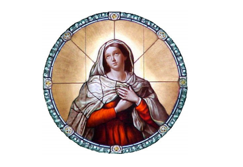 Our Lady of Humility Window