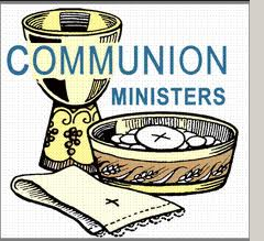 Communion Ministers-color