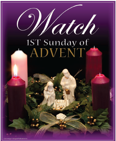 1stSunday of Advent