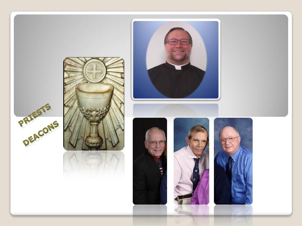 Pastor-Deacon
