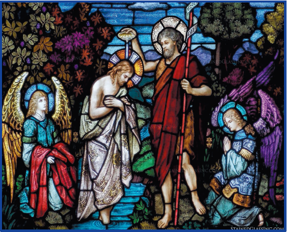 The Baptism of the Lord Sunday